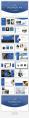 【动态】蓝色极简欧美风工作汇报PPT模板示例5