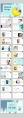 【色即是空】马卡龙风格4套模板合集示例6