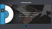 【动态交互式网页】公司简介PPT模板示例4