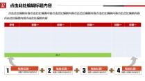 【总结报告】红黑年终总结简约大气示例6
