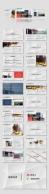 【超大气&数据可视化01】时尚线条职场通用示例8