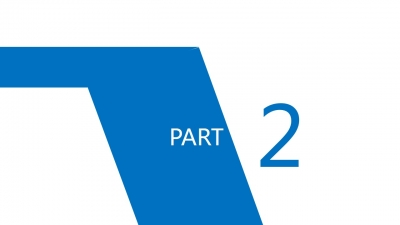 【【动态】扁平化商务动态模板第一季——蓝色系列第