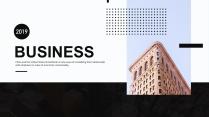 【大道至簡】極簡畫冊風公司商務商業工作總結PPT