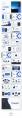 【年终总结】蓝·橙高端商务模板1.0(双色)示例8