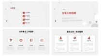 【总结报告】红色商务风年终总结报告PPT模版示例3