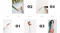 【极简主义7】创意排版-四线无缝衔接&时尚潮流杂志示例3