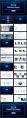 【星空演义 第4弹】简约大气通用商务报告模板-蓝色示例3