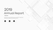 【创意几何】黑色总结报告工作计划商务策划模板