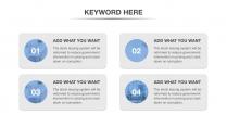 【keynote】简约流畅商务汇报总结模板10示例6