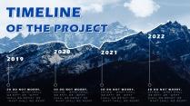 【办公】蓝色欧美项目述职计划总结报告示例5