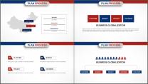 【双配色】大气简约公司企业品牌项目推介PPT示例5