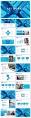【抽象艺术】现代商务通用模板(含四套)示例3