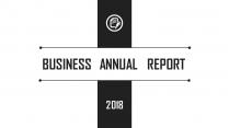 黑色线条—高端简约工作总结计划商务PPT