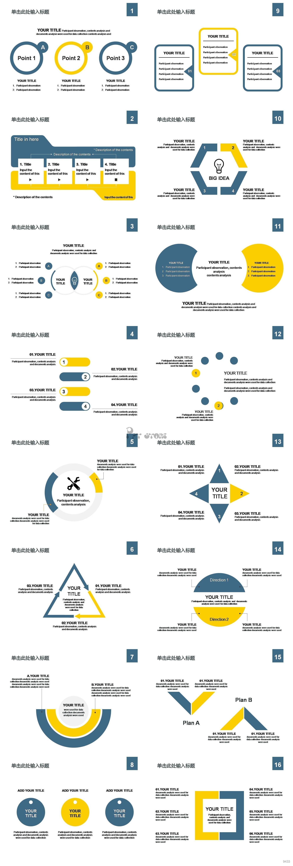 商业策划书案例分析_【清新范!商务/数据分析-可视化图表16套【2】PPT模板】-PPTSTORE
