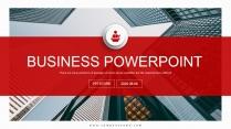 【双配色】高大上公司企业推介商务项目工作通用PPT