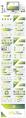 绿黄扁平—高端工作总结计划商务PPT示例4
