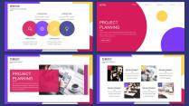 【耀你好看】欧美网页风灵动创意商业计划书4示例7