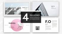 【雜志風】小眾且小資的雜志風PPT模板合集(4套)