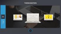 【动态交互式网页】公司简介PPT模板示例5