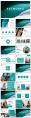 【抽象艺术】现代商务通用模板(含四套)示例5