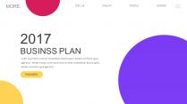 【耀你好看】歐美網頁風靈動創意商業計劃書4
