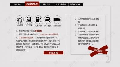 【公司财务管理制度培训模板ppt模板】-pptstore