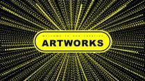 【金色粒子】创意抽象现代科技高品质多用途商用模板
