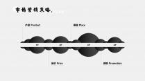 【极简主义12】高级商业计划书&黑白灰简约轻质感示例6