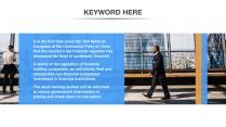 【keynote】简约流畅商务汇报总结模板10示例5
