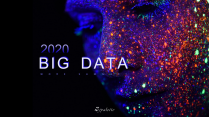 【极简商务】蓝紫色大数据商务通用模板09
