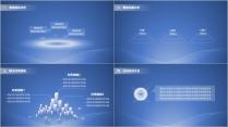 【动态】多配色毕业论文答辩主题模板示例3