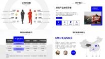 【双配色】UI网页风格时尚模板09示例7