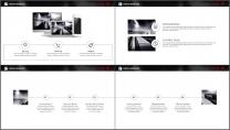 网页风大气极简精致排版企业商务通用PPT模板示例7