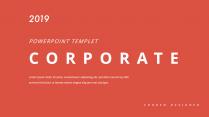 【極簡風】多配色·極致圖文雜志風PPT商務模板示例2