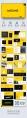 【潮流商务 34】黑黄夺目创意排版商务模板示例3