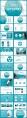 【商务简约】大理石欧美风现代商务汇报总结报告模板示例3