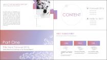 辞旧迎新 年度报告 Annual Summary示例3
