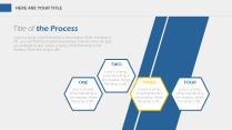 【轻设计】简约但实用的商务素色模板16示例4