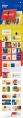 【合集】超实用多版式新潮风模板示例6