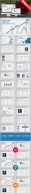 手绘风格简洁清爽PPT模板【合集1】含四套示例6