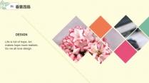 小清新春花系列一示例5