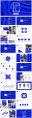 【抽象艺术】总结报告项目提案多用途模板(含四套)示例3