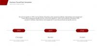 【精致商务】简约实用红色主题模板示例5