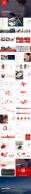 欧美简约大气商务PPT模板(深+浅+占位符版本)示例8