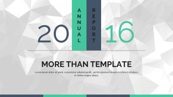 欧美杂志排版简洁高端实用PPT模板28