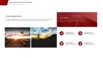 【精致商务】简约实用红色主题模板示例3