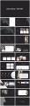 【合集】黑色总结汇报模板(4套)示例3