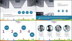 【高大上】多彩体育项目策划提案模板示例4