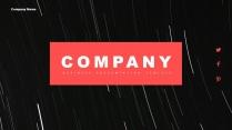 [ 现代简约】创意商务汇报工作计划总结企业策划模板
