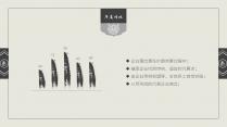 【动画】中国风·扁平化·交互式·黑白商务模板示例7